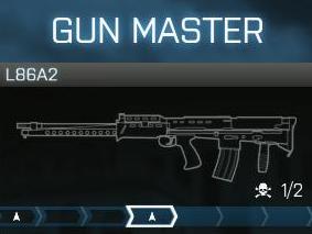 BF3 Gun Master Mode