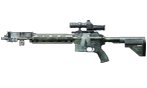 Battlefield 3 crossbow - xbow scoped